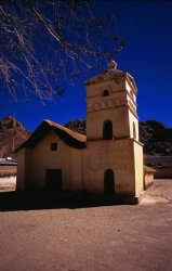 Susques Chapel, Jujuy, 2001